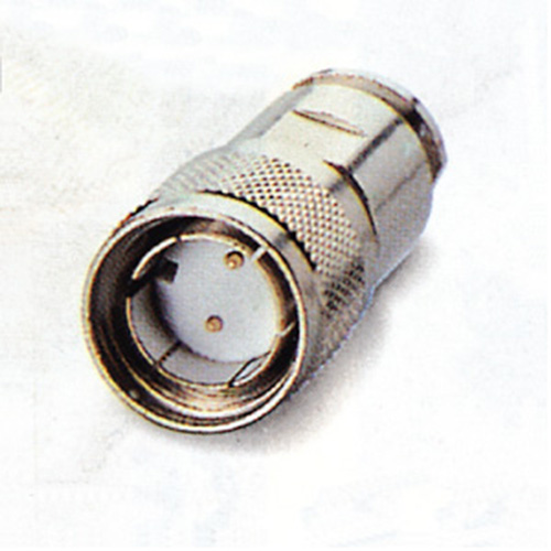 Twinax Male Connector Clamping – First Cable Line